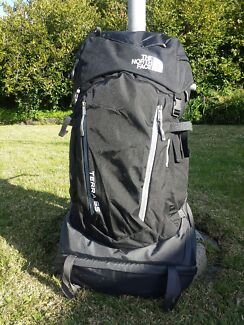 The North Face Terra 65L hiking rucksack backpack EC - like new Burwood Whitehorse Area Preview