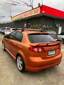 Holden Viva SPORTY 2005 %%% RWC & 7 MONTH REGO % 157,000 KM & BODY KIT Dandenong Greater Dandenong Preview