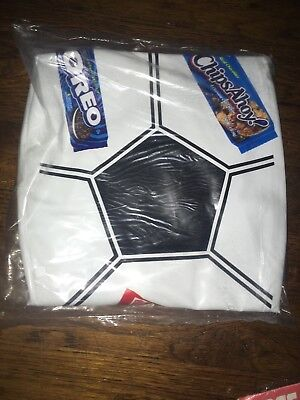 Nabisco Inflatable Soccer Ball Ritz Bits Chips Ahoy Oreo Hanging - Hanging Soccer Ball