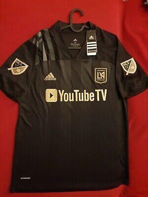 Los Angeles Football Club 2020 MLS Carlos Vela 10 Football shirt camiseta...