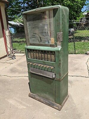 Vintage Candy Machine - Stoner National Vending Coin-op