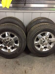 GMC Take off Rims and Tire