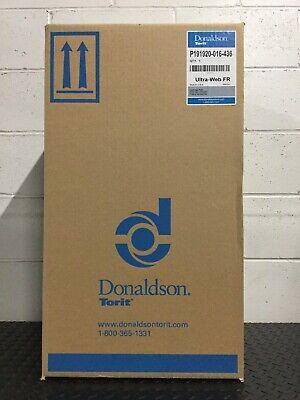 Donaldson Torit P191920-016-436 Dfo Ultra-web Dust Collector Cartridge Filter