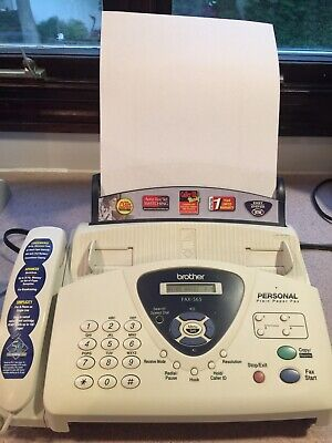 Brother Fax-565 Fax Machine