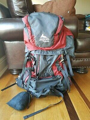 ff75cb1dfe7 GREGORY Palisade Scarlet Internal Frame Hiking Backpack Size (M) Medium