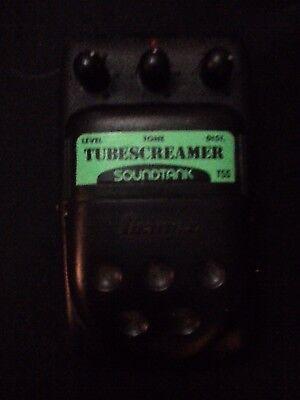 Tube Screamer  IBANEZ Soundtank Ts5 Overdrive level tone dist segunda mano  Embacar hacia Spain