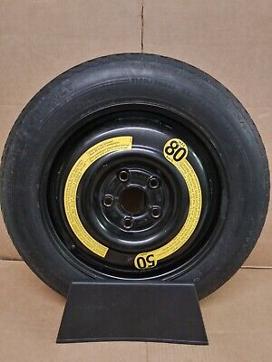 1996-2001 Audi A4 A6 Spare Tire T125/90R15 OEM