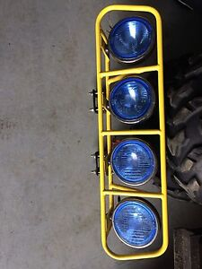 Set of light for a RZR