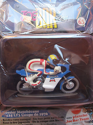 Comic Joe Bar Collection Nr.65 Motobecane 125 LT3 Coupe 1976 exclusif 1:18 Last