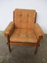 C14030 Terrific DANISH DELUXE Armchair Funky Vintage RETRO Mount Barker Mount Barker Area Preview