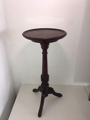 Small Antique Mahogany Wine Table