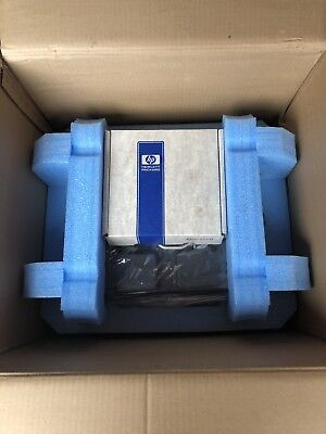 New Hewlett Packard 43200mc Portable Ecg Cardiac Monitor Recorder System Case