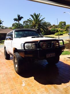 2004 Nissan Patrol Wagon ST turbo diesel Connolly Joondalup Area Preview
