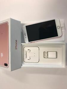 Apple iPhone 7 Plus (Latest Model) - 256GB - Rose Gold Smartphone McMahons Point North Sydney Area Preview