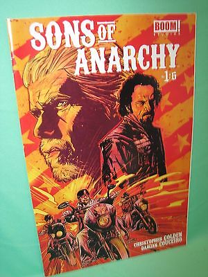 Sons Of Anarchy  1 1St Print Boom Studios Comics Comic Vf Nm Soa Jax
