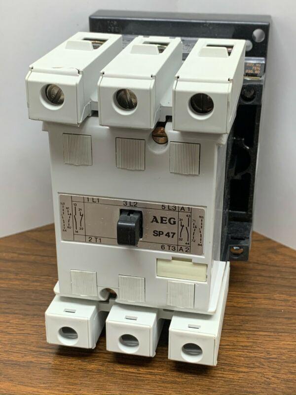 AEG SP47 Contactor 208/240V