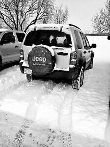 Like new! Jeep Liberty