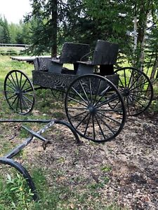 Antique Doctor's Buggy