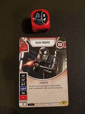 Star Wars Destiny - Death Trooper - Spirit of the Rebellion #1