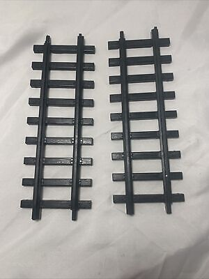 EZTEC Holiday Christmas Express G Scale Train Set Replacement Straight Track