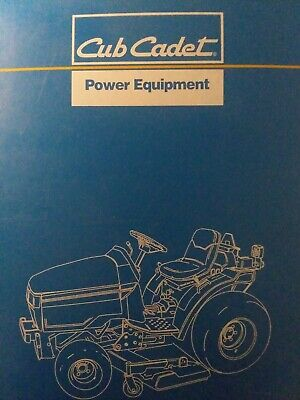 Cub Cadet Compact Tractor 3-point Mount 72 84 483 484 Rotary Mower Parts Manual