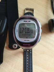 Montre Timex Ironman Triathlon GPS