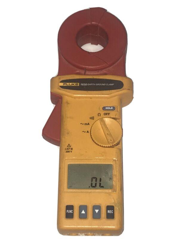 Fluke 1630 Earth Ground Clamp Meter