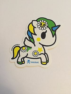 tokidoki sticker- Unicorno Margherita