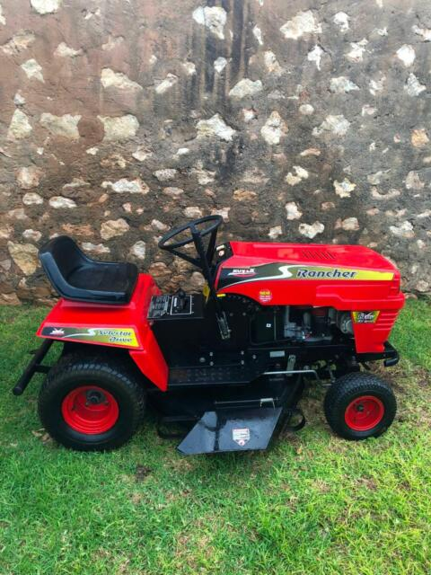 Rover Rancher Ride On Mower Lawn Mowers Gumtree