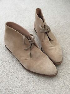 New never worn J Crew McAlister Suede Boots size 5