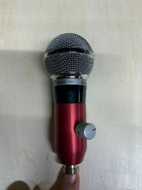 Ultimate 56-VC Harmonica Mic Hi-Z w/Volume Control (w/o cable)