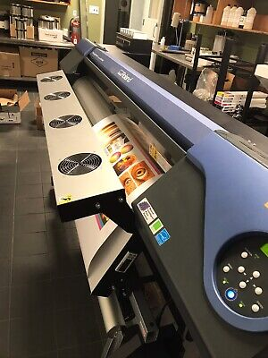 Used Roland Versacamm Vs-540 54 Printer And Cutter