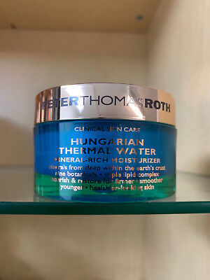 Hungarian Water - Peter Thomas Roth Hungarian Thermal Water Mineral Rich Moisturizer 1.7oz - NEW!