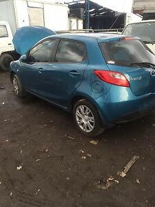 Mazda 2 auto 2013 for wrecking and parts Chipping Norton Liverpool Area Preview