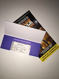 Dan and Phil Single Ticket Mango Hill Pine Rivers Area Preview