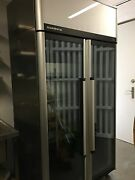 Double glaze glass doors, SKOPE SK1000-3 Fridge Vaucluse Eastern Suburbs Preview
