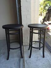 2 Thonet Kitchen bench stools Upper Kedron Brisbane North West Preview