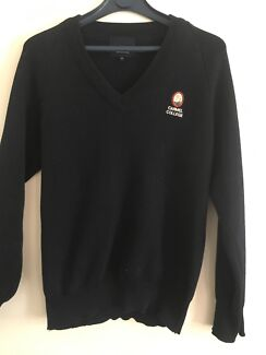 Carmel College jumper size 12