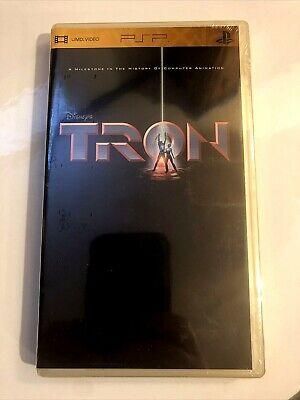 Tron UMD Video Sony PSP SEALED New USD Movie