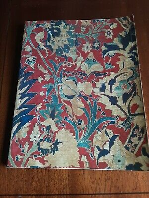 SOTHEBY'S CATALOGUE Islamic Works of ART Carpet and TEXTILES  15th OCTOBER 1986.