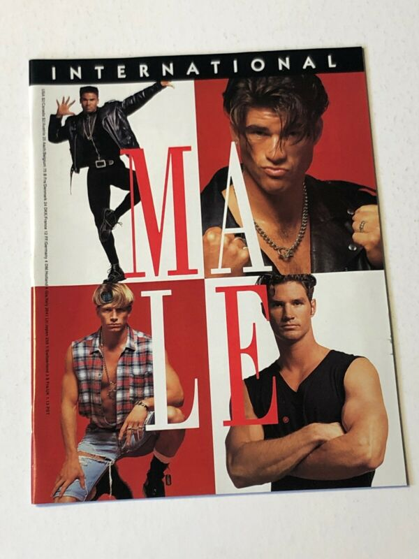International Male Catalog - 1992 Fall - Mens Magazine