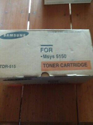 SAMSUNG TONER CARTRIDGE TDR-515 BRAND NEW IN BOX for sale  Shipping to India