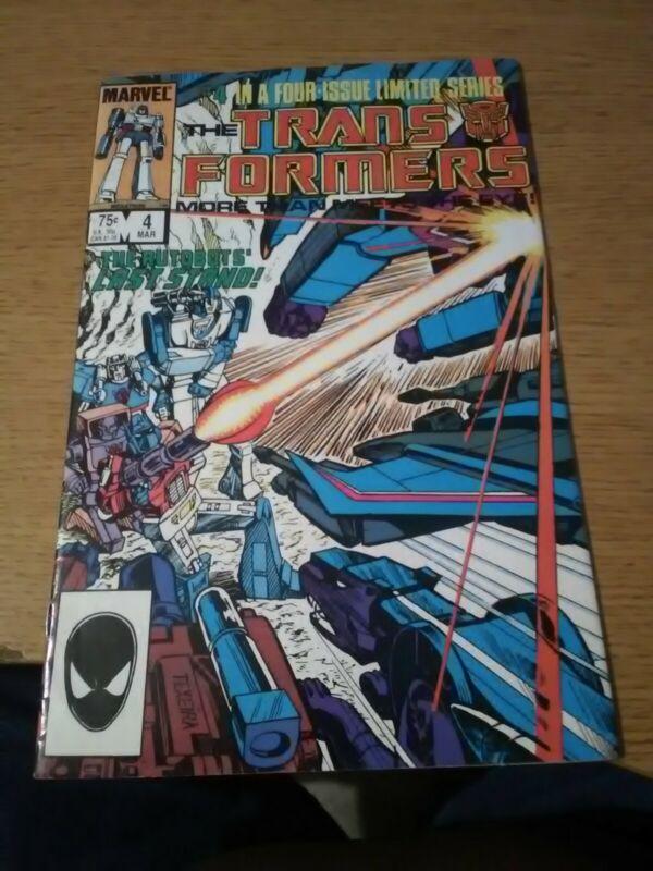 Transformers #4!