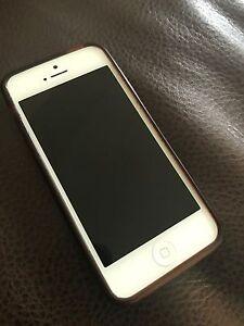 Fairly used iPhone 5