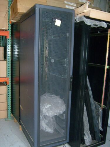 Dell PS38S Used Computer Server Cabinet;  Sold AS-IS