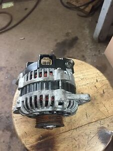 Almost new alternator 2001-5 Kia rio