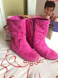 Girl's boots, sandals, shoes all size 9