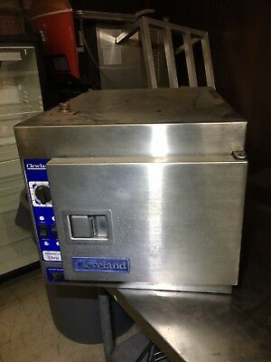 Cleveland Combi Steam Oven 3 Ph 240v Countertop