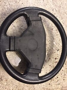 Legend fishing boat steering wheel