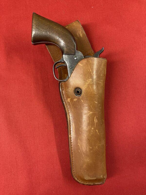S D Myres El Paso Texas Holster Colt SAA S&W N Frame